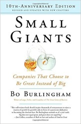 Small Giants Book