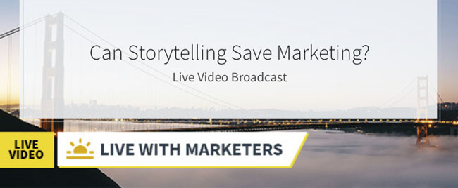 Brian Solis on How Storytelling Can Save Marketing