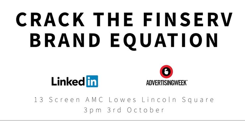 How to Crack The FinServ Brand Equation | LinkedIn Marketing