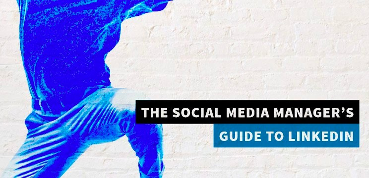 Bildresultat för the social media managers guide to linkedin