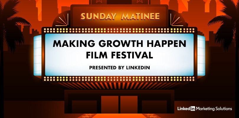 LinkedIn Making Growth Happen Videos