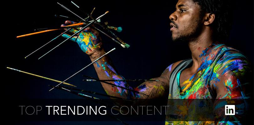 what s trending is your inner artist in hiding linkedin