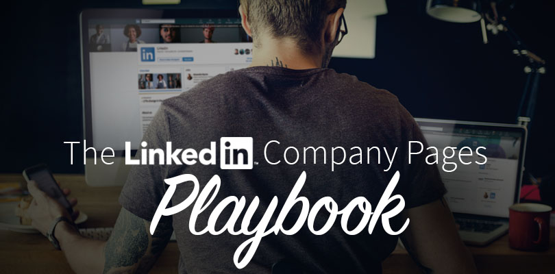 Image result for The LinkedIn Company Pages Playbook