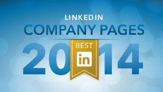 10 Best LinkedIn Company Pages of 2014