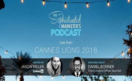Live from Cannes Lions: Daniel Bonner On What Data Says About Creative Excellence