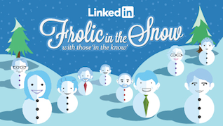 LinkedIn Holiday Reading for Marketers