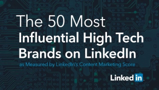 Introducing The Content Marketing Top 50: High Tech Edition
