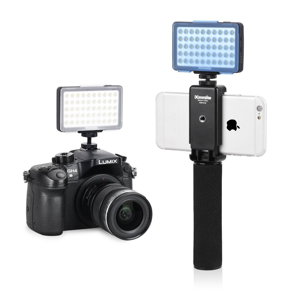 How To Make A Quick And Easy Professional Video For Linkedin Tiny Efficient High Power Led Camera Flash Solutions Cell Phone Panel Light Universal Mini 2400 The Great Thing About This Is That It Also Works With Dslr