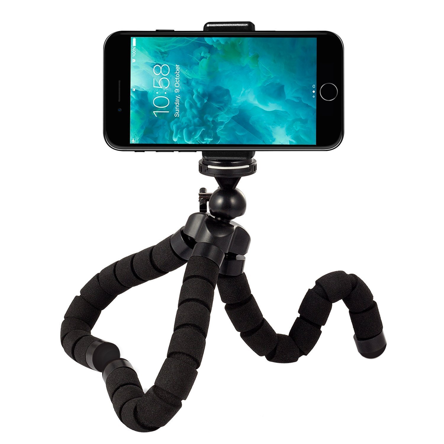 How To Make A Quick And Easy Professional Video For Linkedin Tiny Efficient High Power Led Camera Flash Solutions Cell Phone Dont Hold Your Shake Is Incredibly Annoying Simple Mini Tripod Will Keep Shot Stable Rhodesy Rt 01 Octopus Style Portable