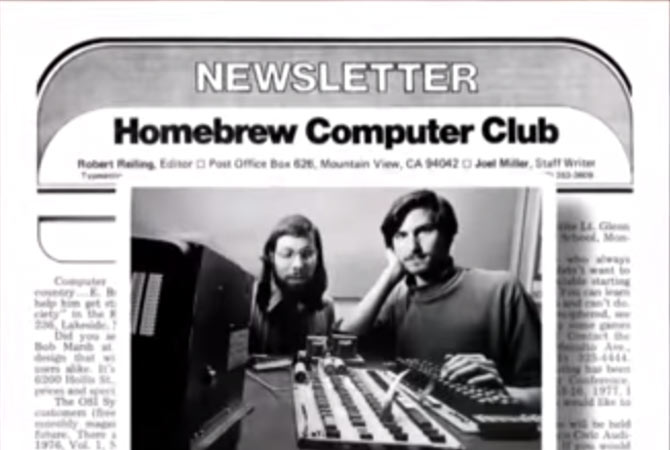 Homebrew Computer Club