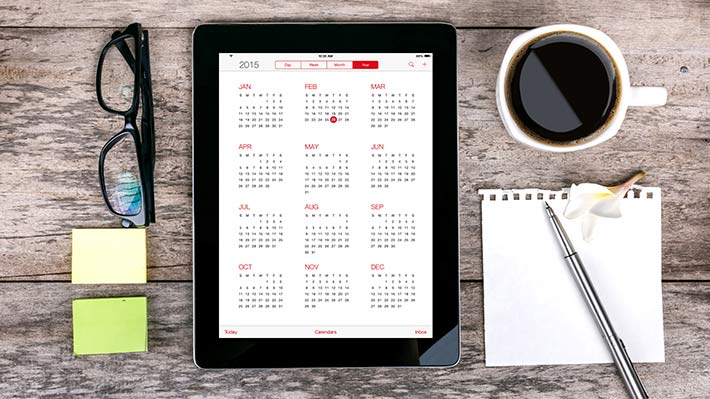 Planning the perfect content marketing calendar