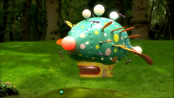 Five lessons in content marketing from in the night garden for A night at the garden