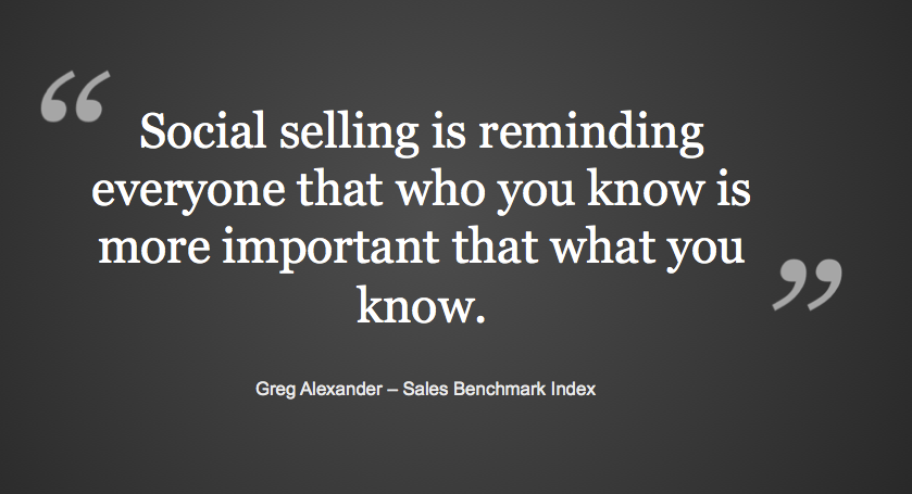 LinkedIn Sales - Social Selling