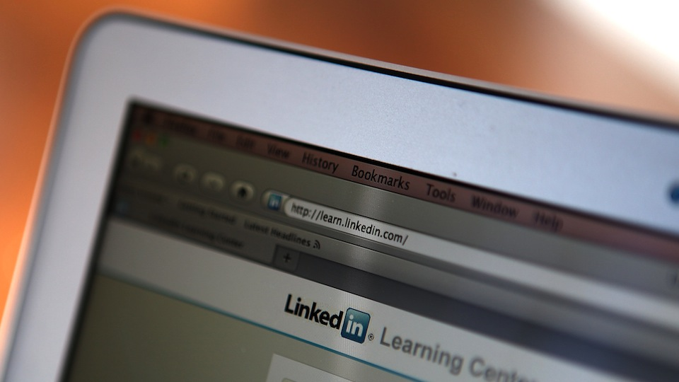 LinkedIn Social Selling - Sales Intelligence