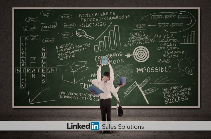 LinkedIn 3 Tips to Prime Your Sales Prospecting Pipeline header