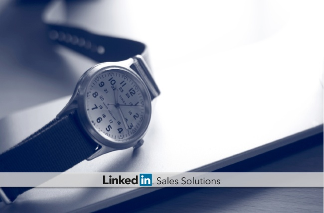 LinkedIn Sales Productivity Tips to Reclaim Your Time header