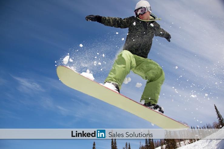 Social Selling Games- 3 Tricks from the Halfpipe LinkedIn Header