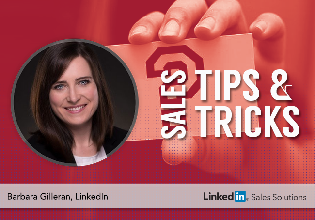 sales-tips-barbara-linkedin