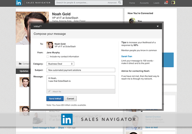 linkedin-sales-navigator-inmail