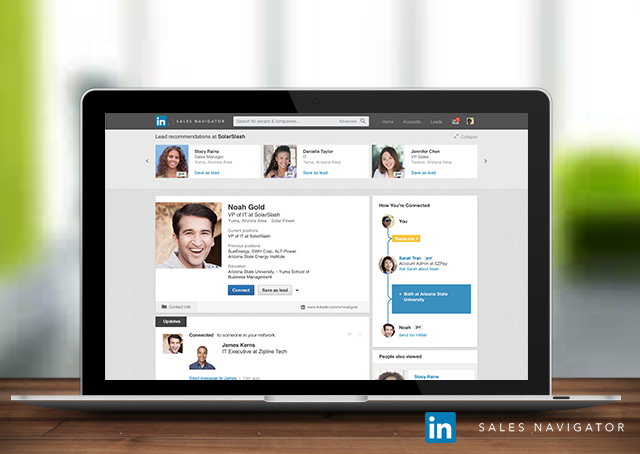 linkedin-sales-navigator-sixth-sense-for-selling
