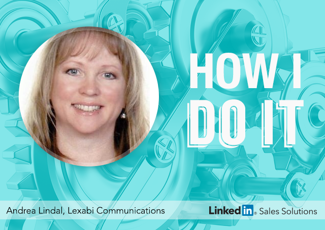 how-i-do-social-selling-andrea-lindal