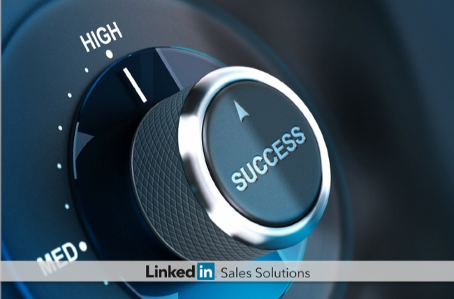 Linkedin Sales - Using Olympic Skills for Sales Excellence - Header
