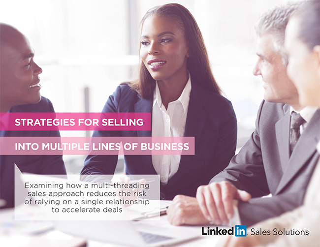 how-to-sell-into-multiple-lines-of-business