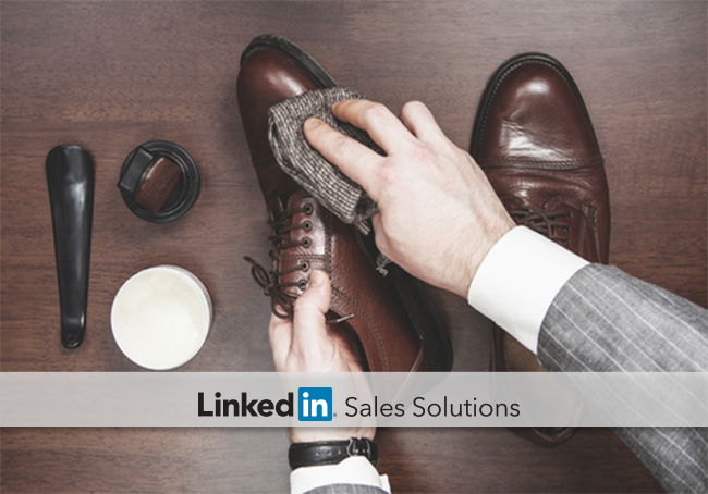 social-selling-shine-shoes