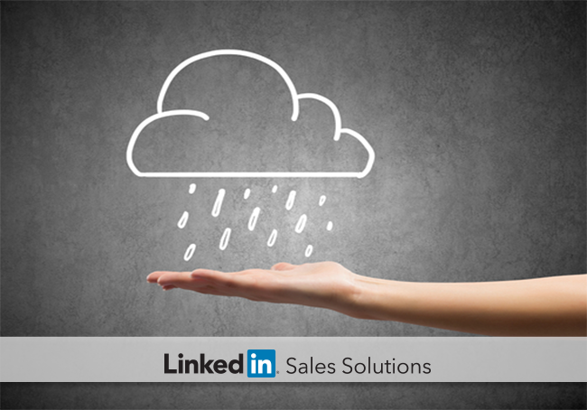 social-selling-make-it-rain