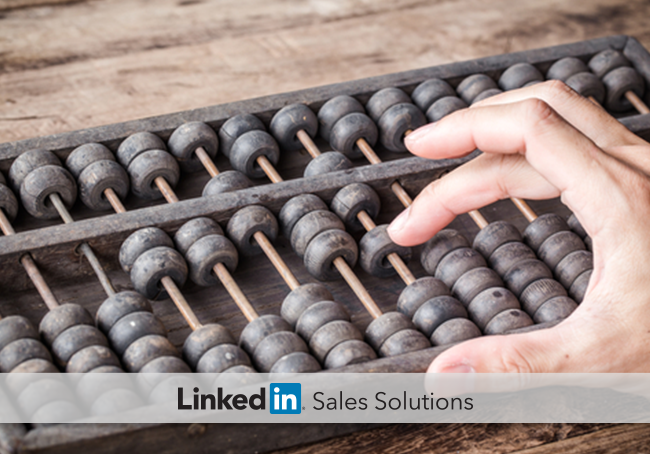 social-selling-tips-what-are-you-counting-on