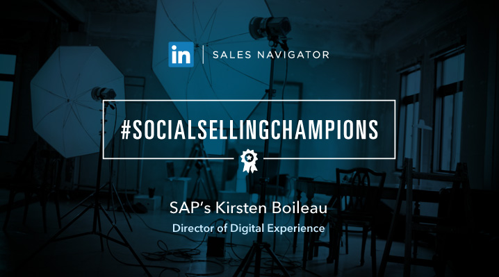 SAP-social-selling-champion