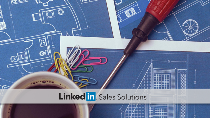 The social selling blueprint linkedin sales solutions malvernweather Images