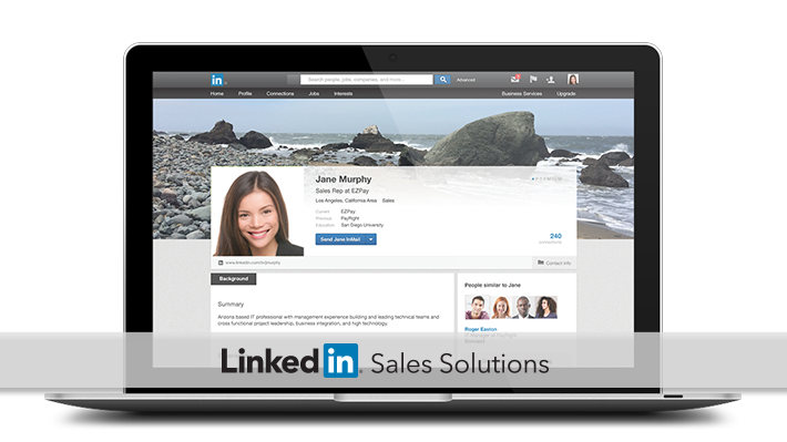 Elevate Your Personal Brand With The Professional Profile Toolkit |  LinkedIn Sales Solutions  Professional Profile