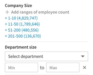 department-size-filter-sales-navigator