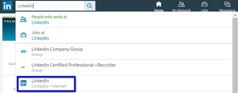 linkedin-company-search
