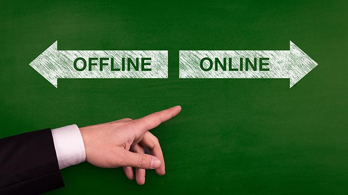 online-versus-offline-selling
