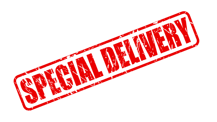 special-delivery-text