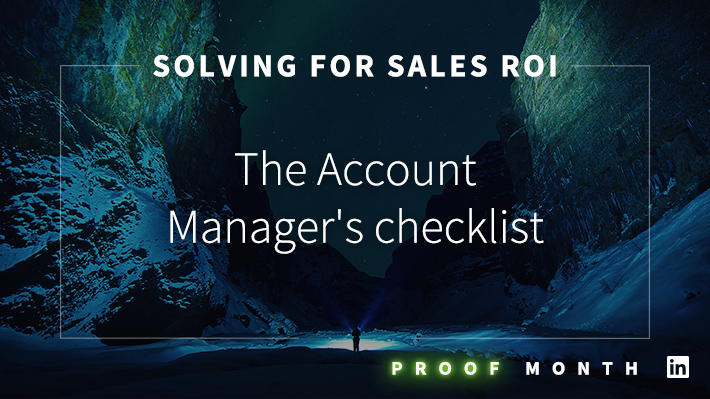 proof-month-am-roi-checklist