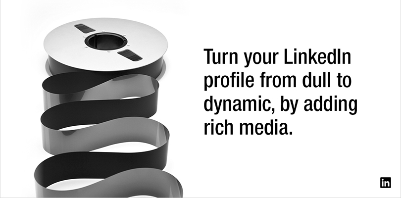 Spice Up Your Linkedin Lead Gen With Rich Media Linkedin Sales Blog