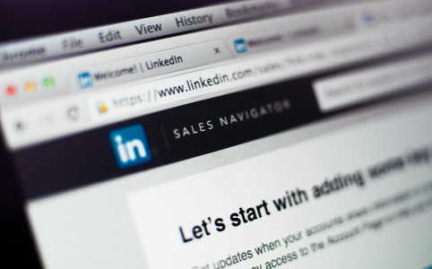 Try Sales Navigator