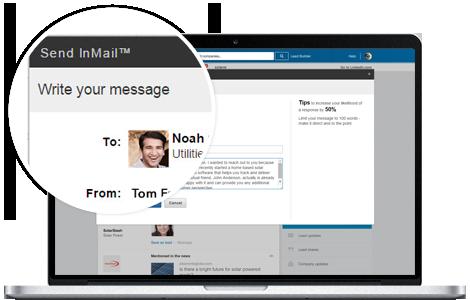 linkedin sales navigator inmail