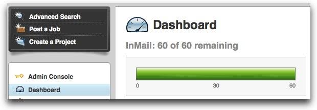 inmail-credits