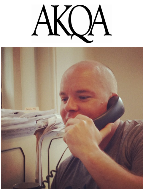Jon Lynch, Senior Recruiting Manager at AKQA