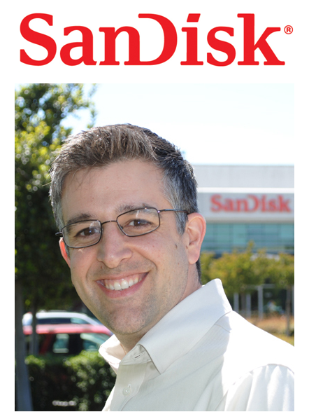 Tom Brouchoud, Senior Manager, Global Talent Acquisition at SanDisk