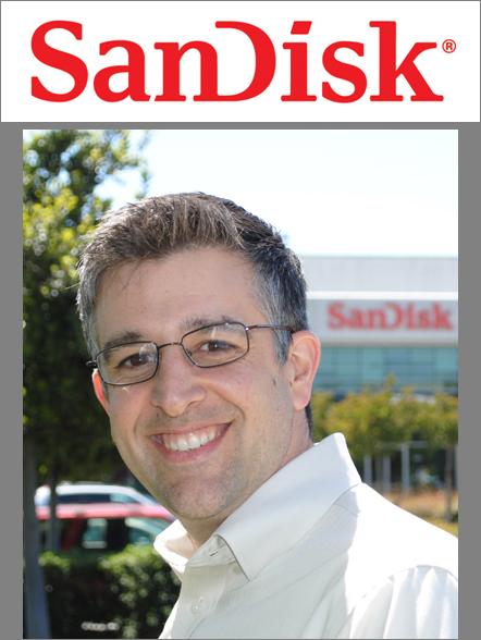Tom Brouchoud, Senior Manager, Global Talent Acquisition at SanDisk
