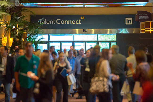 talent connect entrance