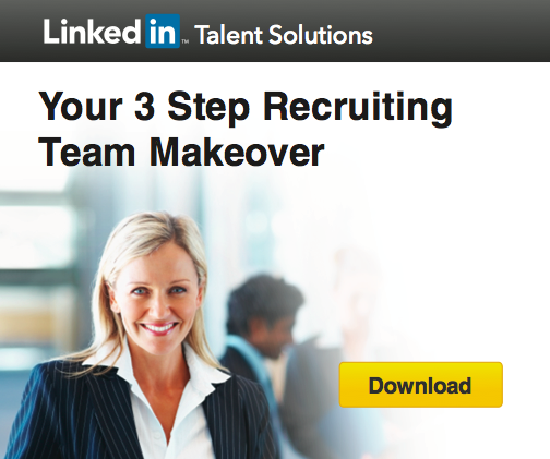 recruiter makeover banner