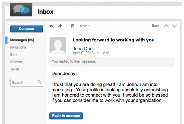 7 InMails These Recruiters Wished They'd Never Sent | LinkedIn ...