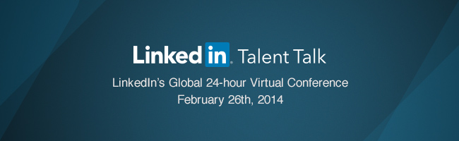 linkedin talent talk