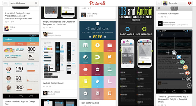 pinterest-android-apps